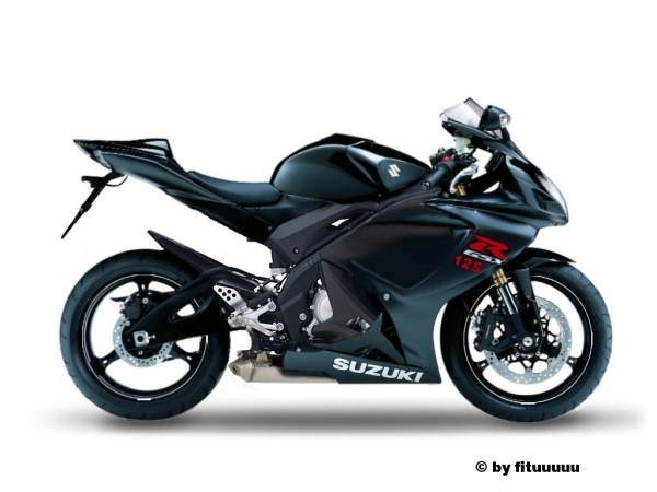 suzuki gsx r 125 125er motorrad bilder galerie. Black Bedroom Furniture Sets. Home Design Ideas