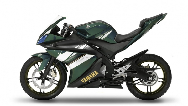 Yamaha R Version