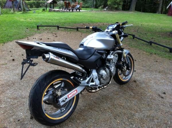 hornet 600 pc36 mivv x cone 125er motorrad. Black Bedroom Furniture Sets. Home Design Ideas